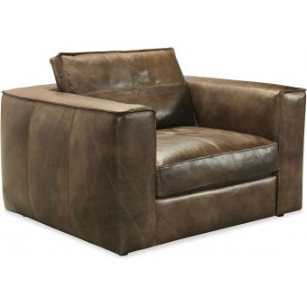 Hooker Furniture Solace Stationary Seating Leather Chair