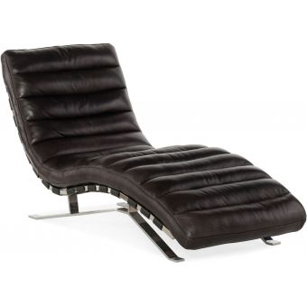 Hooker Furniture Caddock Stationary Seating Chaise
