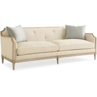 Caracole Upholstery Frame of Reference Sofa #UPH-416-113-A (CL1A) - CLEARANCE SALE