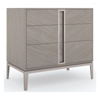 Caracole Classic Serenity Drawer Nightstand (CL1A) - CLEARANCE SALE