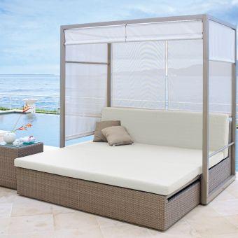 Skyline Design Coast Daybed With Cushion