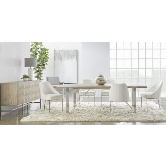Essentials For Living Traditions Gage 7pc Extension Dining Table Set