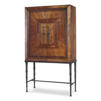 Maitland-Smith Noble Bar Cabinet