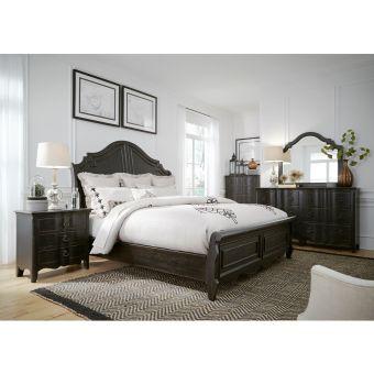Liberty Furniture Chesapeake King Sleigh Bedroom Set #493-BR-KSL