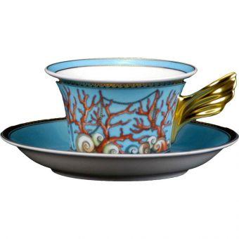 Versace La Mer Low Cup, 7 ounce