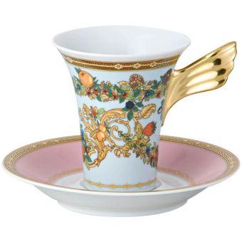 Versace Butterfly Garden High Cup, 6 ounce