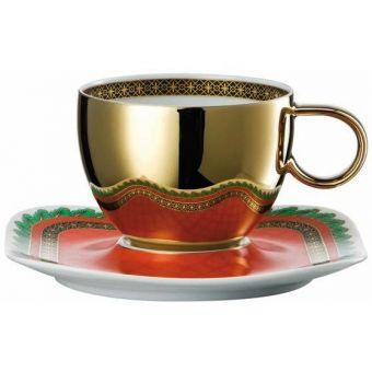 Versace Marco Polo Combi Cup, 9 3/4 ounce