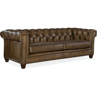 Hooker Furniture Chester Tufted Stationary Sofa #SS195-03-083
