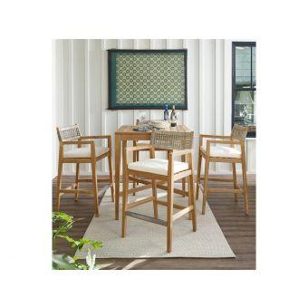 Universal Furniture Coastal Living Outdoor Chesapeake Bar Set