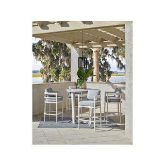 Universal Furniture Coastal Living Outdoor South Beach Bar Set