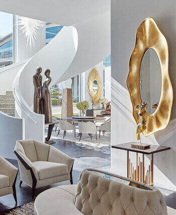 Luxury Interior by Unlimited Furniture