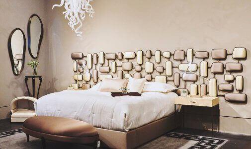 Elegant and Luxury Statement Beds